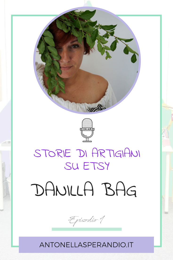 PODCAST DANILLA BAG